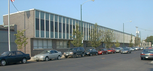 Current Platt Luggage Building